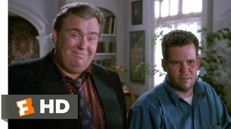 Delirious (1991) - The Cable Guy Scene (1 12) Movieclips