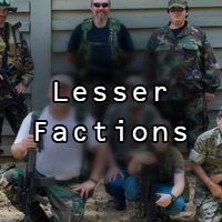 Lesser Factions