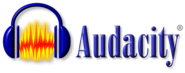 Audacity Logo With Name
