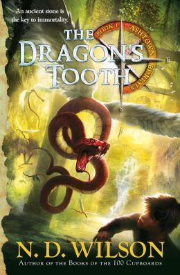 Dragon Tooth Cover