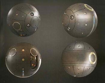 Ball-drone