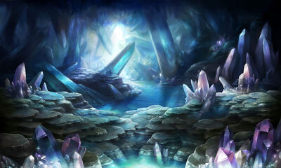 Crystal-caves