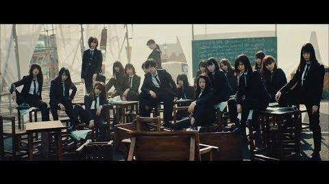 欅坂46/就算風吹 (中文字幕完整版)