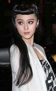 Fan+Bingbing+Long+Hairstyles+Retro+Hairstyle+ngIR4Mu48aRl