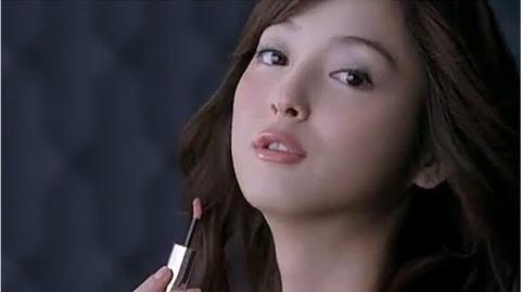 佐々木希 CM 花王 オーブクチュール 「この唇、いちばんかわいい!」篇