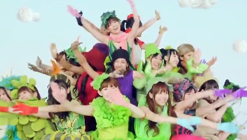 【MV】 野菜シスターズ - AKB48 公式