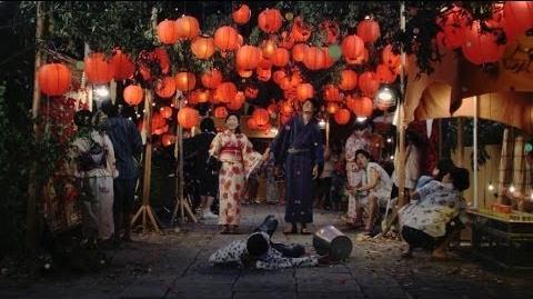 AAA 「風に薫る夏の記憶」Music Video