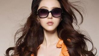 Fan Bingbing HD Widescreen free Wallpapers 1 1366x768