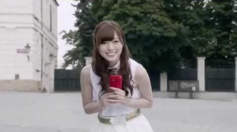 HTC HTL23「ガチかくれんぼ」乃木坂46 白石麻衣 生駒里奈 柏幸奈