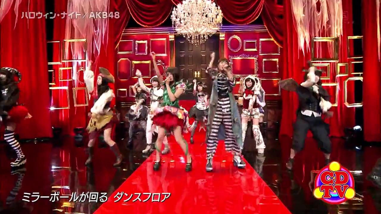 AKB48 ハロウィン・ナイト - CDTV 2015-08-29 SKE48 NMB48 HKT48 NGT48 乃木坂46 欅坂46