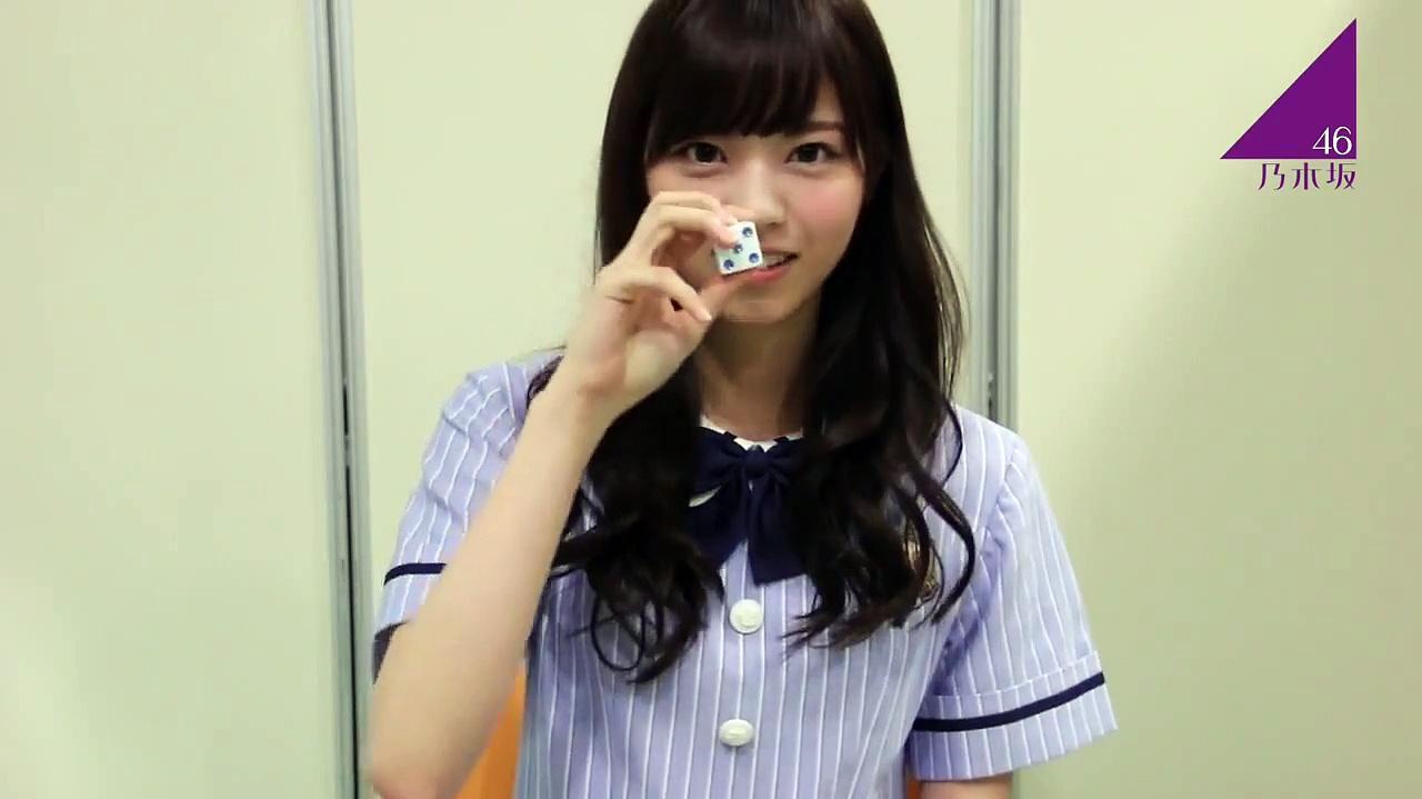 AESub Nishino Nanase - Nogizaka46 3rd Anniversary Message