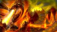 Fire dragon defence