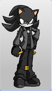 Dark Zeus the Hedgehog