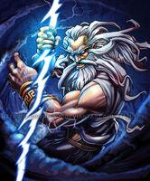 Gran Zeus by el grimlock