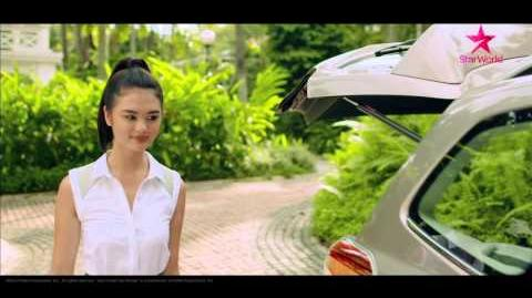 Asia's Next Top Model S3 - Amanda's Subaru Commercial