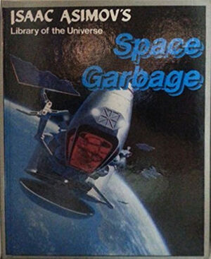 A space garbage