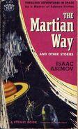 A the martian way p
