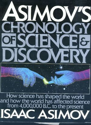 A chronology of science