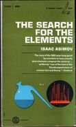 A the search for the elements p