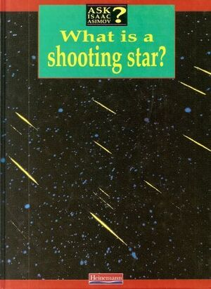 A what is a shooting star