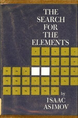 A the search for the elements