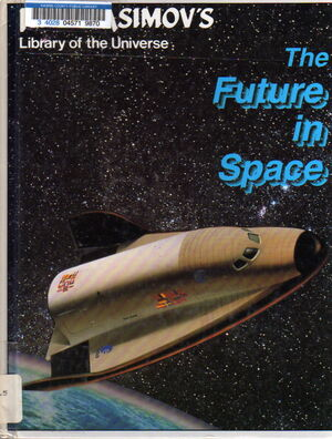 A the future in space