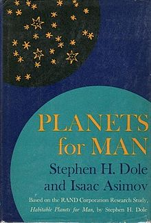 A planets for man