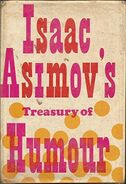 A treasury of humor 1972