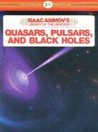 A quasars pulsars b