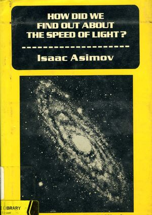A how speed of light