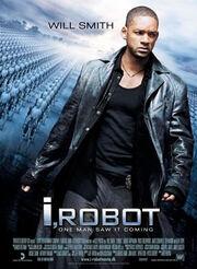 Yo, robot (póster de película de 2004)