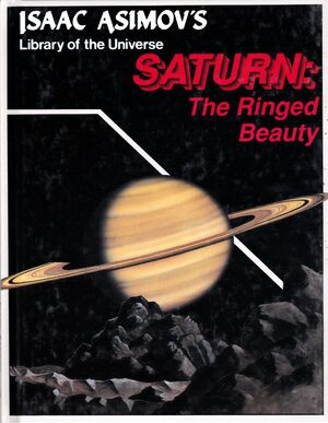 A saturn the ringed beauty