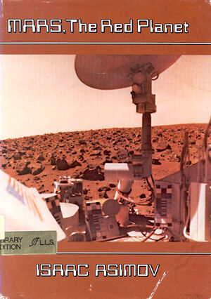 A mars the red planet