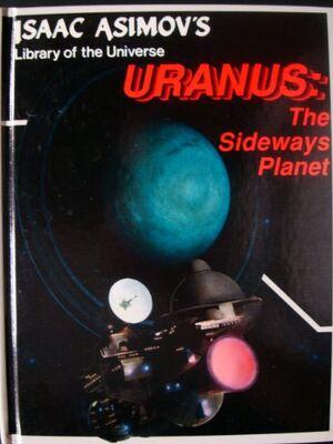 A uranus sideways