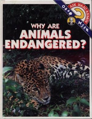 A why are animals endangered
