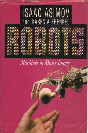 A robots mimi