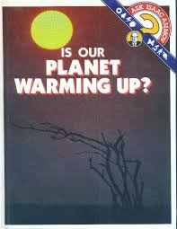A is our planet warming up