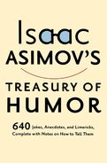 A treasury of humor 1991