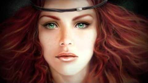 ∻ Morgaine Le Fay Legend ∻ Part 1 ~Reverb Whisper ● STEREO ☊ (Wear Headphones)