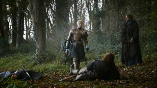 Brienne Kills Three Soldiers