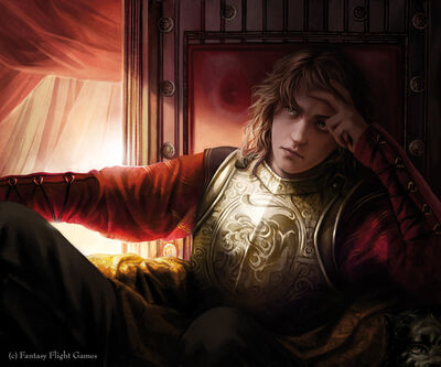 MagaliVilleneuve JoffreyBaratheon