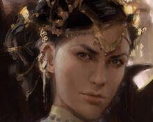 Nymeria faceKarla Ortiz II