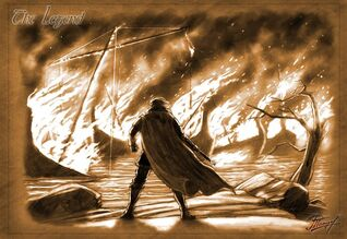 焚船者布蘭登