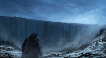 Nights watch wall by reneaigner