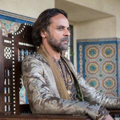 Doran Martell, Prince of Dorne.