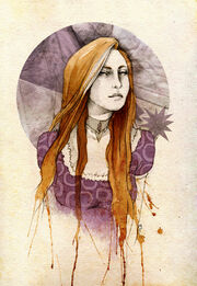 Ashara dayne by elia illustration-d5c4w97