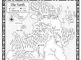 列王的纷争-北方地图