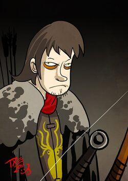 Theon Greyjoy TheMico