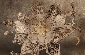 The Seven Gods