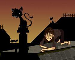 SirHeartsalot Arya Cat